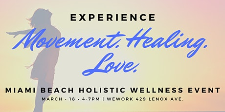 Miami Beach Holistic Wellness Event tickets