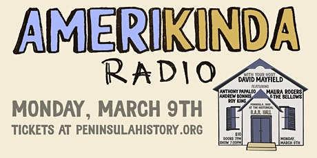 Amerikinda Radio tickets