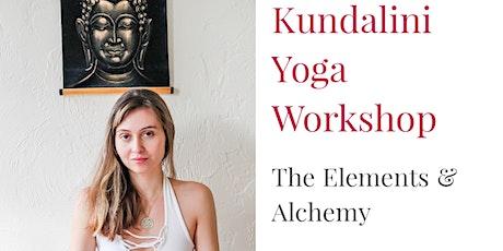 Kundalini Yoga & The Five Elements Workshop  tickets