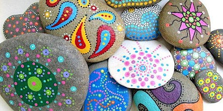 Pinterested: Painted Rocks tickets