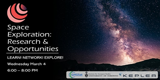 Space Exploration: Research & Opportunities