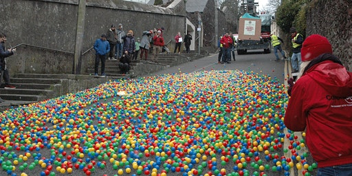 Cork Lions Patrick's Hill Ballrun