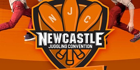 Newcastle Juggling Convention 2020 tickets