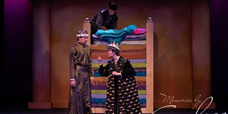 The Princess and the Pea tickets