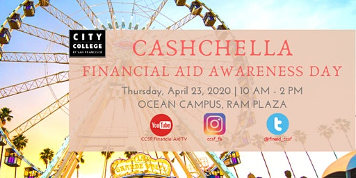 CASHCHELLA FINANCIAL AID AWARENESS DAY 2020