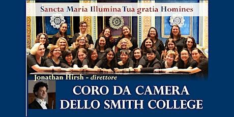 CORO DA CAMERA  DELLO SMITH COLLEGE tickets