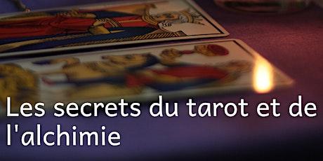 Atelier Les secrets du tarot et de l'alchimie billets