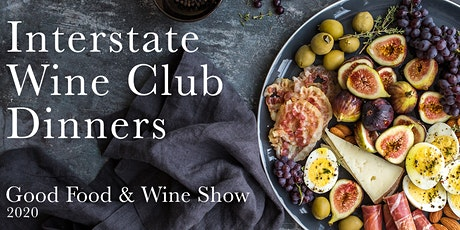 SHINGLEBACK WINE CLUB DINNER MELBOURNE | THURS 28 MAY tickets