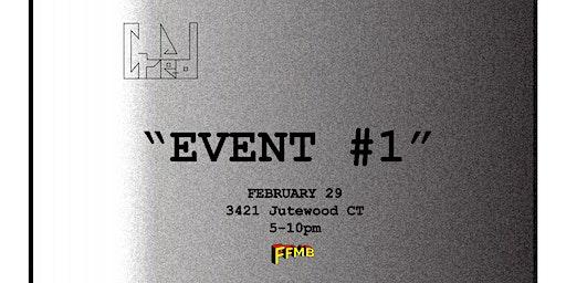"""Event #1"""