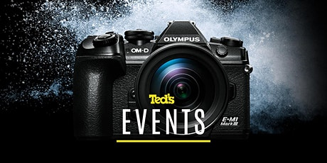 Olympus - Introduction to the Olympus Mirrorless System | Maroochydore tickets