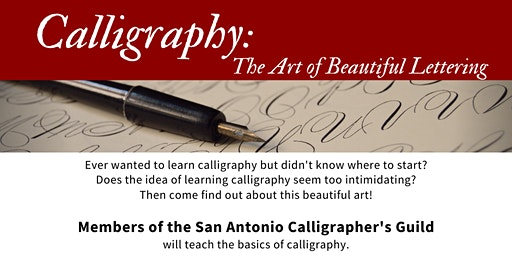 Calligraphy: The Art of Beautiful Lettering