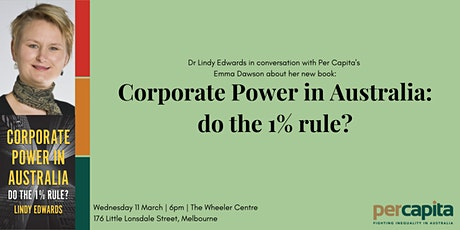 Corporate Power in Australia: do the 1% rule? tickets
