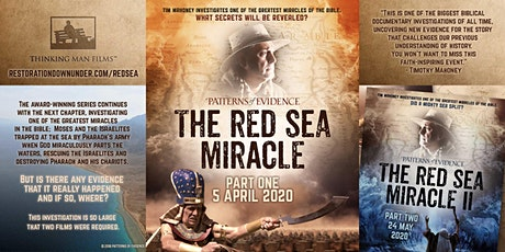 Patterns of Evidence: The Red Sea Miracle | Part 1 | Award Winning Series tickets