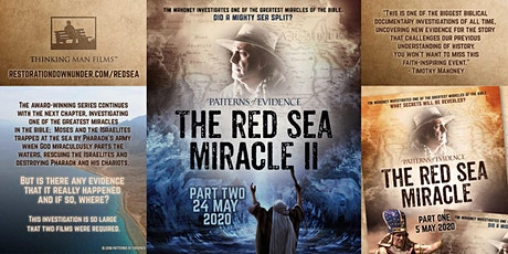 Patterns of Evidence: The Red Sea Miracle | Part 2 | Award Winning Series tickets