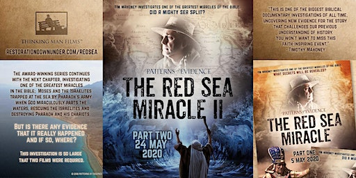 Patterns of Evidence: The Red Sea Miracle | Part 2 | Award Winning Series