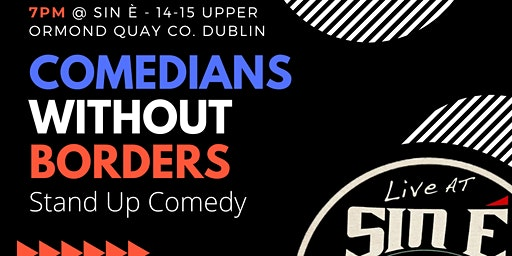 Comedians Without Borders - Free Stand Up Comedy Night