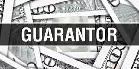 Learn How To Qualify and Earn Money As A Lease Guarantor for 501(c)(3) Orgs tickets