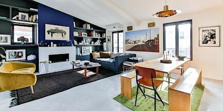 KJF Home Styling Presentation- Open Plan Living tickets