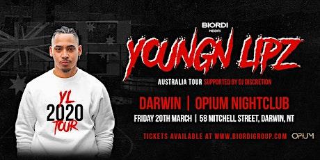 Youngn Lipz  - Darwin 2020 (+18) tickets