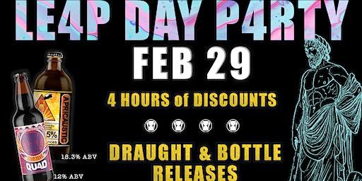 LE4P D4Y Drop & Discounts