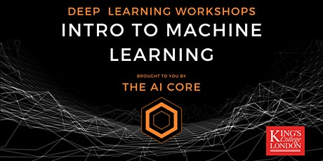 Deep learning 1: Intro to machine learning tickets