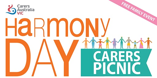 Carers Victoria Harmony Day Picnic