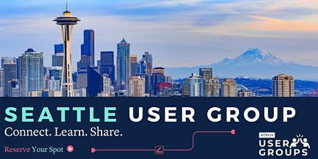 Seattle-Eastside 2020.1 Alteryx User Group Meeting tickets