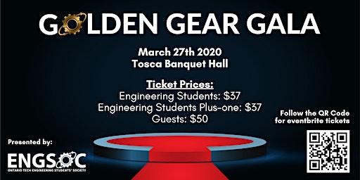 Ontario Tech Engineering Golden Gear Gala