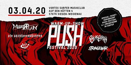 PUSH Warm-Up-Show 2020