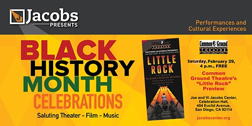 "Common Ground Theatre's ""Little Rock"""