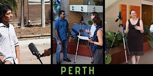Media & Communication Training for Scientists - Perth