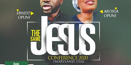 The Same Jesus Conference
