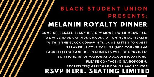 Melanin Royalty Dinner