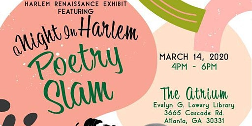 A Night in Harlem: Poetry Slam