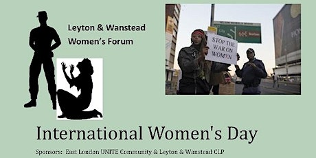 IWD Commemoration: Violence Against Women & International Solidarity tickets