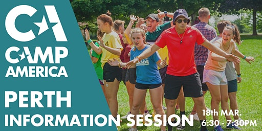 Perth - Camp America Info Session