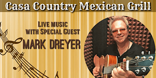 Live Music with Mark Dreyer