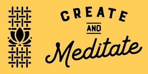 Create & Meditate Workshop