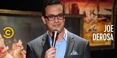 Joe DeRosa (Netflix, Comedy Central, Better Call Saul) at Club 337 tickets
