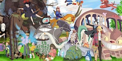 GHIBLI: Studio Ghibli Trivia at LEVEL UP!