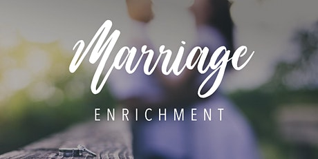 Marriage Enrichment CLASS 101 tickets
