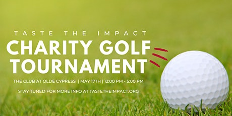 Taste the Impact 2020 Charity Golf Tournament tickets