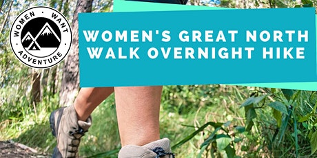 Women's Great North Walk Overnight Hike // 16th-17th May tickets