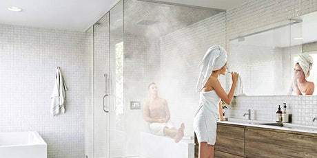 How to create the ultimate steam shower with Jeff Gagnon tickets