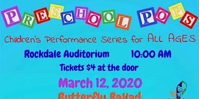Butterfly Ballad - Piccadilly Puppets (Preschool Pops)