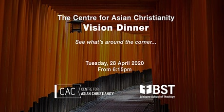 Centre for Asian Christianity Vision Dinner tickets