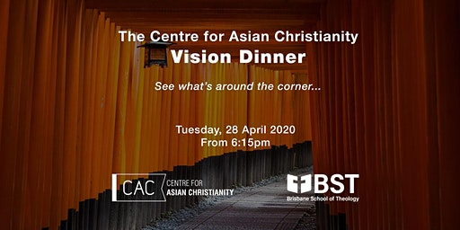 Centre for Asian Christianity Vision Dinner