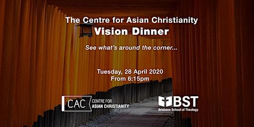 Centre for Asian Christianity Vision Dinner