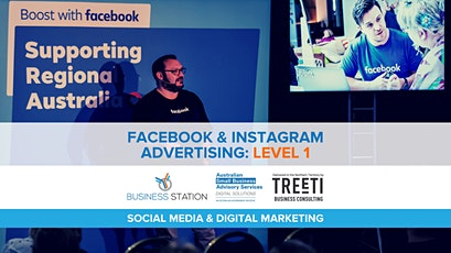 Facebook & Instagram Ads: Level 1 [Darwin] tickets