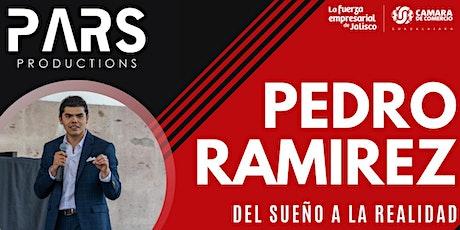 """""""DEL SUEÑO A LA REALIDAD"""" boletos"""